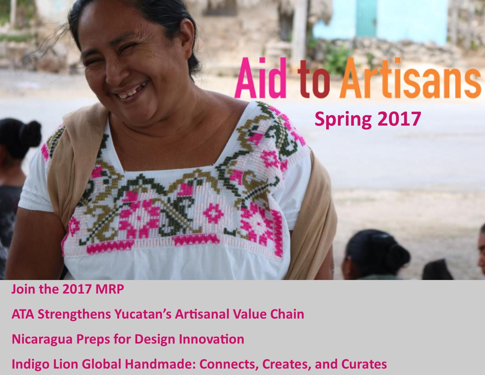 Spring 2017 Newsletter